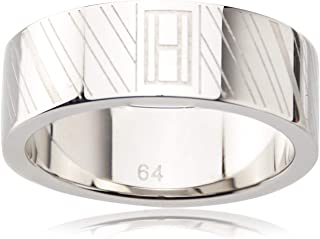 TOMMY HILFIGER MEN'S STAINLESS STEEL RINGS -2701102H