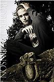 Robert Pattinson - Personality Poster (Sitting On Rock)