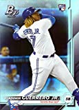 2019 Bowman Platinum Baseball #27 Vladimir Guerrero Jr. Rookie Card - Short Print (SP). rookie card picture