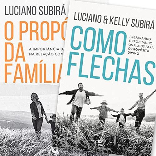 Kit de Livros Propósitos da Família - Luciano Subirá
