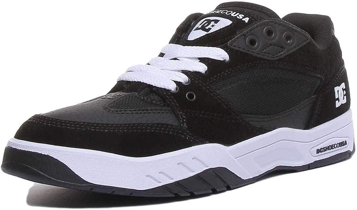 DC Shoes Mens Skateboarding Shoes