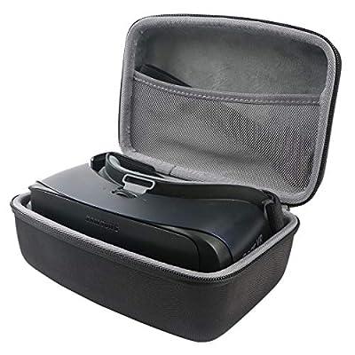 co2crea Hard Travel Case for Samsung Gear VR Controller 2017/2018 SM-R325 Virtual Reality Headset