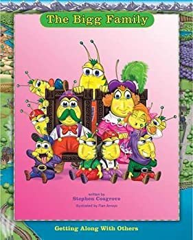 The Bigg Family: Getting Along With Others (Cosgrove, Stephen. Bugg Books (Pci Educational Publishing), 1.) - Book  of the Bugg Books