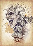 General ART Poster Overwatch Wanted Junkrat - Formato A3 (42x30 cm)