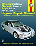 Mitsubishi Eclipse, Plymouth Laser & Eagle Talon (90 - 94) (Haynes Automotive Repair Manuals)