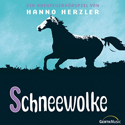Schneewolke audiobook cover art