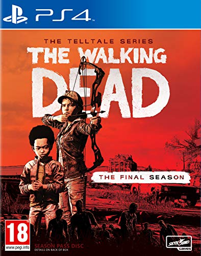 The Walking Dead - Telltale-Serie Die letzte Staffel/ PS4