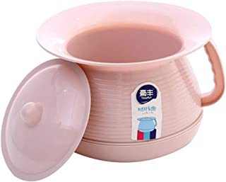 Healifty Toilettes portables Plastiques Pots à urine avec couvercles Seaux à urine Urinoirs pot pour enfants adultes femme...