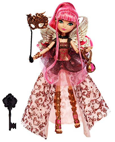 Mattel - Ever After High, Bambola cupido erede al trono
