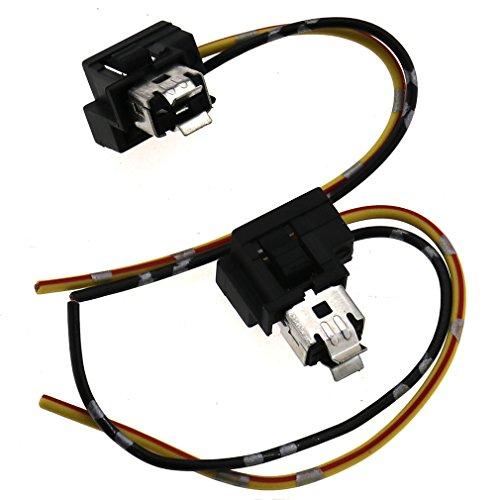 H1 Faro Niebla Bombilla Reemplazo Socket Titular Cableado Conector Conector