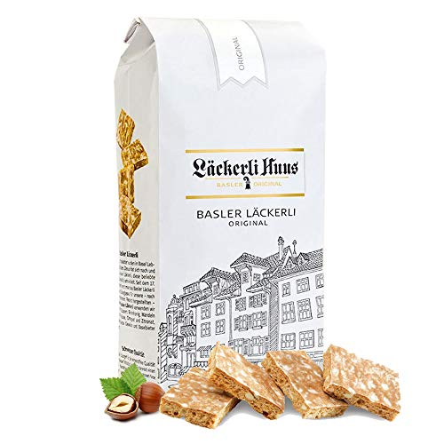 Basler Leckerli aus dem Läckerli Huus