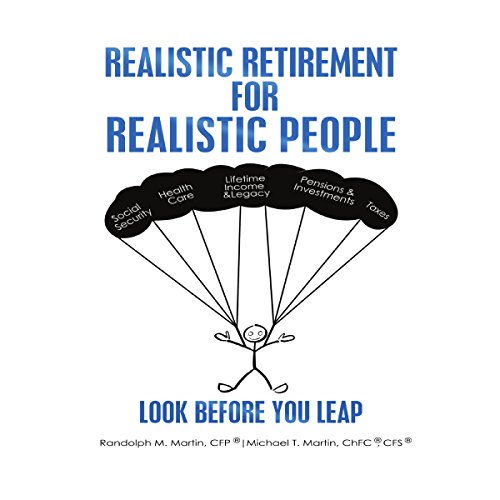 Realistic Retirement for Realistic People audiobook cover art