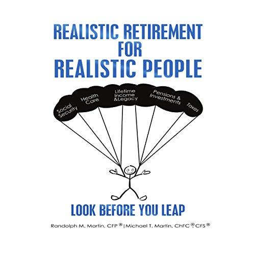 Couverture de Realistic Retirement for Realistic People