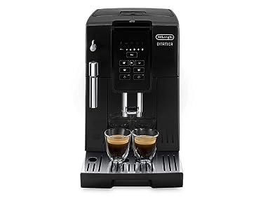 Delonghi ECAM 353.15.B Dinamica Kaffeevollautomat schwarz 1450 Watt 1,8 l Tank