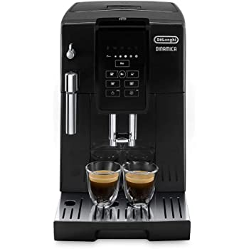 Delonghi ECAM 353.15.B Dinamica - Cafetera automática (1450 W, 1,8 ...