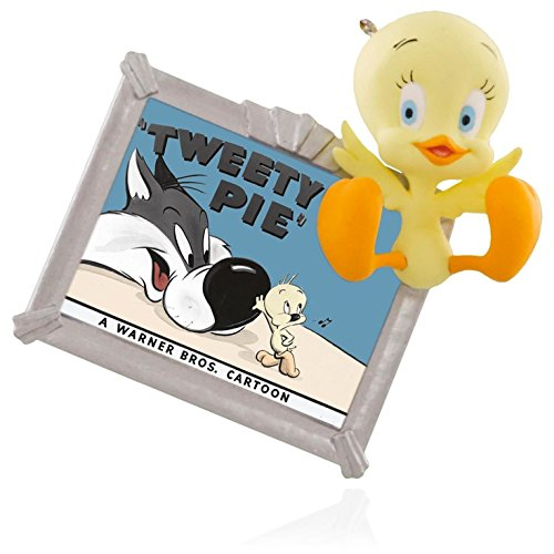 Hallmark Looney Tunes - Tweety Pie Tweety Bird Ornament 2015