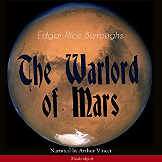 The Warlord of Mars (The Barsoom Series 3) cover art