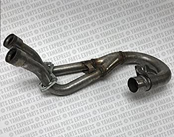 Yamaha 5UG-E4611-01-00 Pipe Exhaust 1  ATV Motorcycle Snow Mobile Scooter Parts