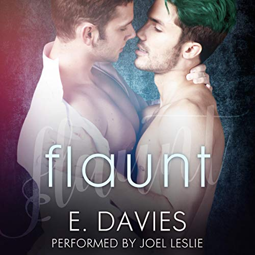 Flaunt audiobook cover art