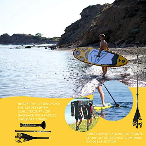 Aqua Marina Unisex Paddle Board für Jugendliche, bunt, 244 x 71 x 10 cm - 3
