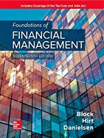 Foundations of Financial Management, 17th Edition Front Cover