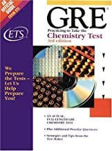 Chemistry Test (Practicing to Take the GRE) by Educational Testing Service (1996-11-01) Paperback