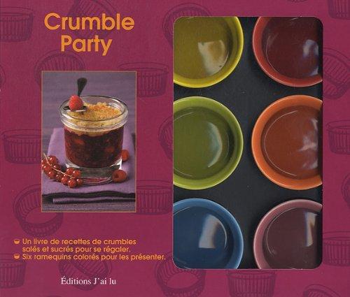 Coffret Crumble Party