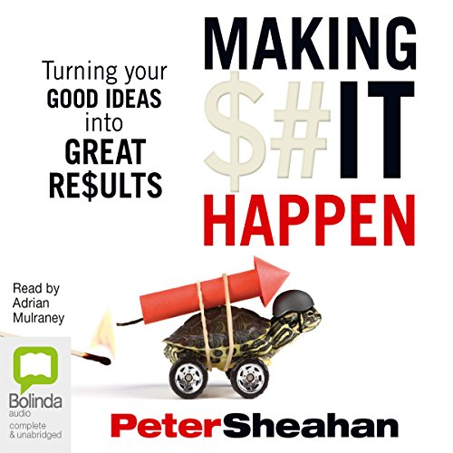 Making It Happen audiobook cover art