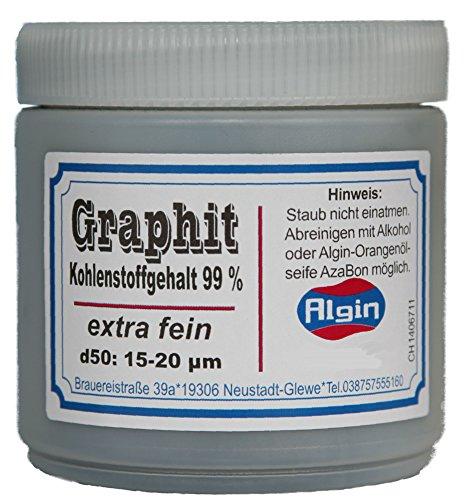 Graphit Pulver 99% super-fein 500ml
