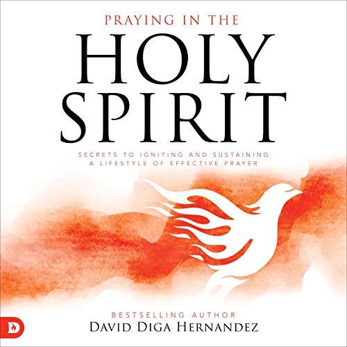 Praying in the Holy Spirit Audiobook By David Diga Hernandez cover art