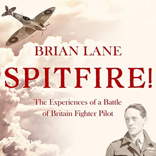 Spitfire! cover art