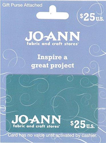 Jo-Ann Stores $25 Gift Card
