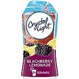 Crystal Light Liquid Blackberry Lemonade Drink Mix (1.62 oz Bottle)