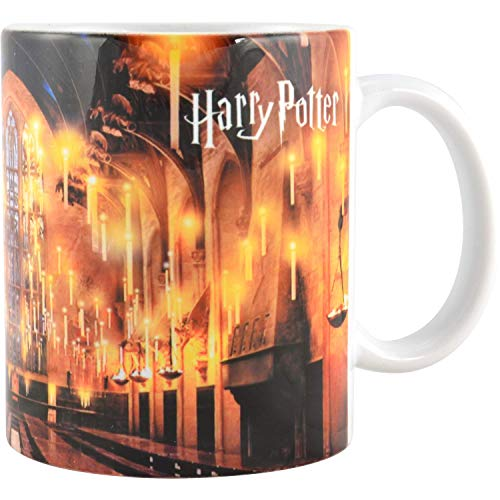Harry Potter Becher Tasse große Halle Hogwarts 320 ml