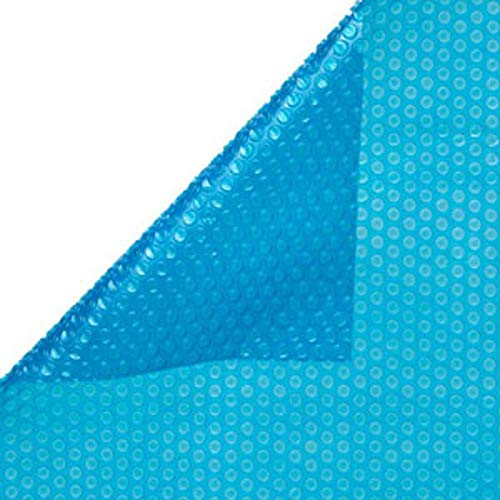 in The Swim 24 Foot Round Basic Pool Solar Blanket Cover 8...