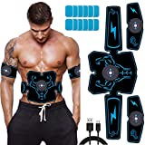 Duang Muskelstimulator EMS AbS Trainer Fitness Training Gear Bauchmuskeln Toner