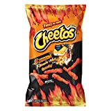 Cheetos Xxtra Flamin' Hot Cheese Flavored Snacks, 8.5 Ounce