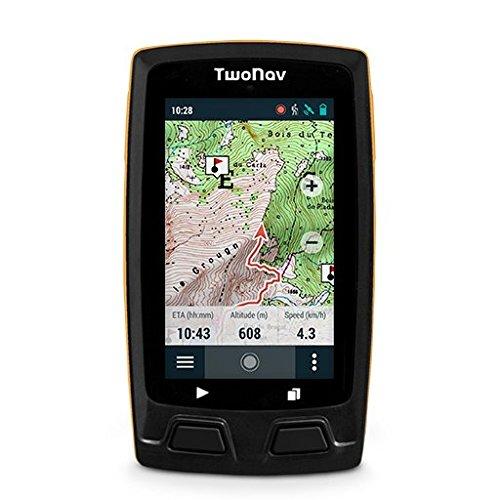 TwoNav Horizon (orange) - GPS Full Connect per il...