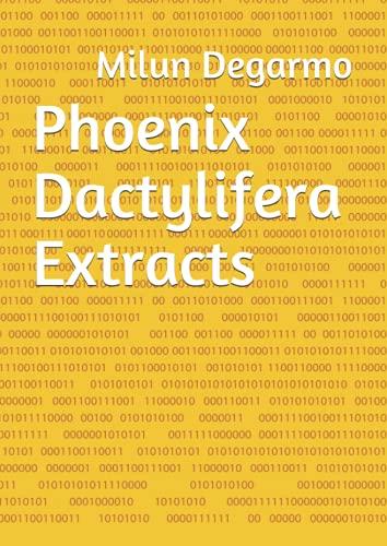 Phoenix Dactylifera Extracts