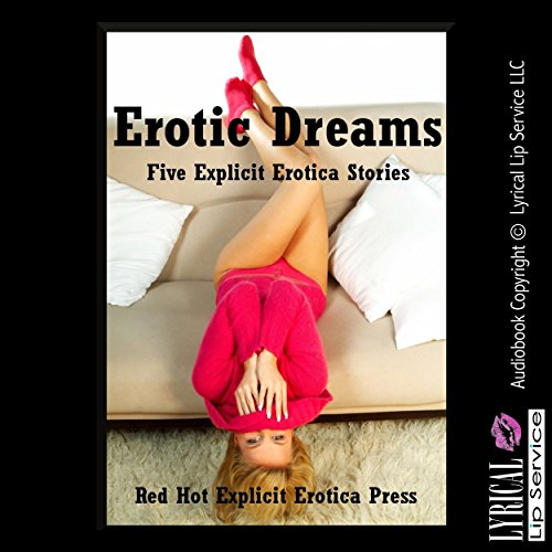 Erotic Dreams audiobook cover art