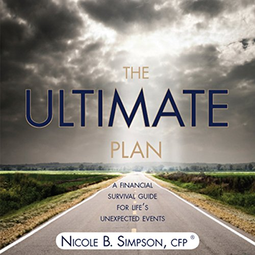 The Ultimate Plan audiobook cover art