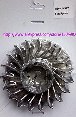 Ersatzteile Fliegen Rad passt Polrad passend Fell stihls MS31MS361MS 341361lufterrad Schwungrad–Schwungrad