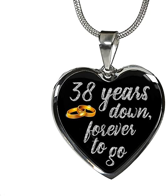 Mothers Day Personalized Luxury Necklace \u2013 Engraved SilverGold  Plated \u2013 Heart Pendant decor Gift Ideas \u2013 For Her \u2013 Him