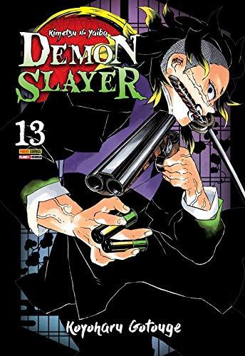 Demon Slayer - Kimetsu No Yaiba Vol. 13