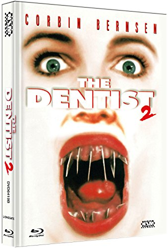 The Dentist 2 [Blu-Ray+DVD] - uncut - auf 500 limitiertes Mediabook Cover B [Limited Edition]