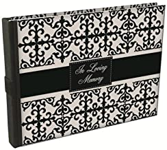 In Loving Memory Guest Book[GUEST BK-IN LOVING MEMORY-BLK][Other]