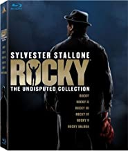 Rocky: The Undisputed Collection (Rocky / Rocky II / Rocky III / Rocky IV / Rocky V / Rocky Balboa) [Blu-ray] by 20th Century Fox by Sylvester Stallone
