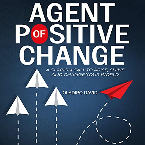 Agent of Positive Change cover art