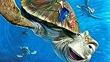 PosterDaddy Findet Nemo Crush Findet Nemo Dorie Poster 30,5