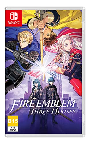 Fire Emblem: Three Houses for Nintendo Switch [USA]